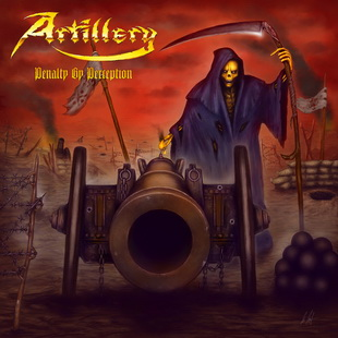 "ARTILLERY с видео към ""Live By The Scythe"""