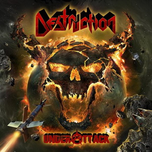 "DESTRUCTION с клип към ""Under Attack"""