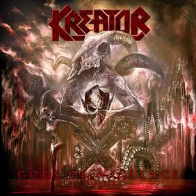 Kreator - Gods of Violence (ревю от Metal World)