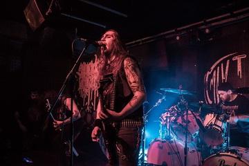 Suicidal Angels на 23-ти февруари в София