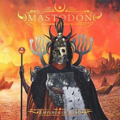 "MASTODON с шести трейлър към ""Emperor Of Sand"""