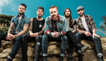 "MEMPHIS MAY FIRE пускат клип към ""Sever The Ties"""