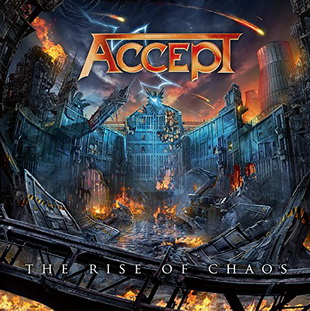 "ACCEPT с видео към ""The Rise Of Chaos"""