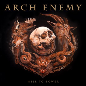 Arch Enemy - Will to Power (ревю от Metal World)