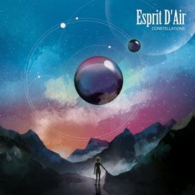 Esprit D'Air - Constellations (ревю от Metal World)