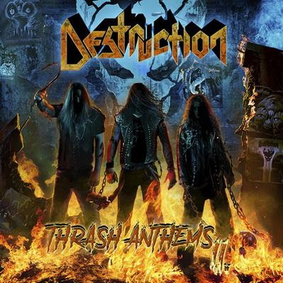 """DESTRUCTION пускат трейлър към """"Thrash Anthems II"""""""