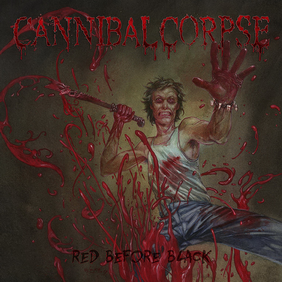 Cannibal Corpse - Red Before Black (ревю от Metal World)