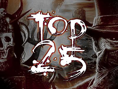 Най-добрите албуми за 2017-а година според Metal World