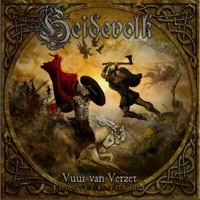 Heidevolk - Vuur van Verzet (ревю от Metal World)