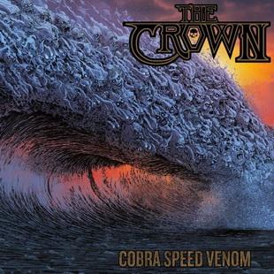 "THE CROWN с видео към ""Cobra Speed Venom"""