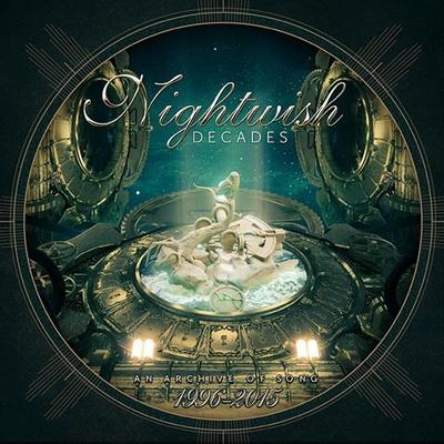 "NIGHTWISH с трейлър към компилацията ""Decades"""
