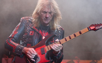 Glenn Tipton не е сигурен за бъдещето си в JUDAS PRIEST