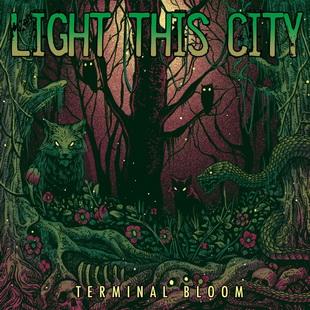 "LIGHT THIS CITY с клип към ""Agents Of Fate"""