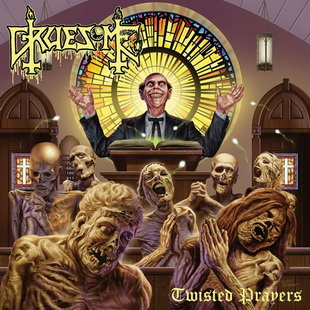 "GRUESOME с видео към ""Fatal Illusions"""