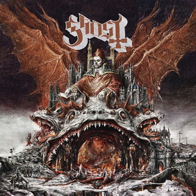 Ghost - Prequelle (ревю от Metal World)