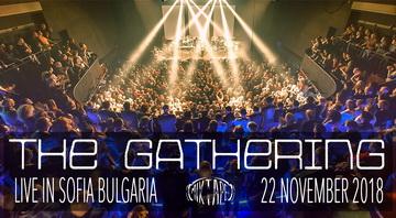 THE GATHERING с концерт в София през ноември