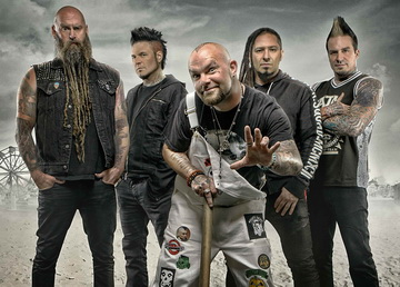 "Гледайте новия клип на FIVE FINGER DEATH PUNCH - ""When The Seasons Change"""