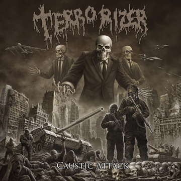 TERRORIZER пускат стрийм на новия си албум