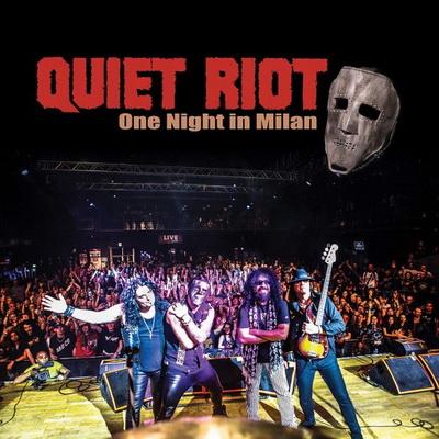 "QUIET RIOT издават DVD-то ""One Night In Milan"" през януари"