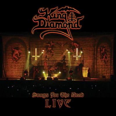 Лайв издание от King Diamond