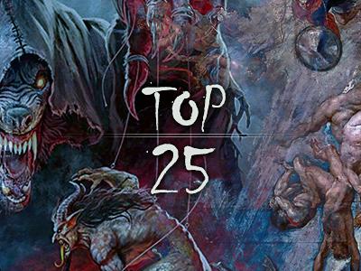 Най-добрите албуми за 2018-а година според Metal World