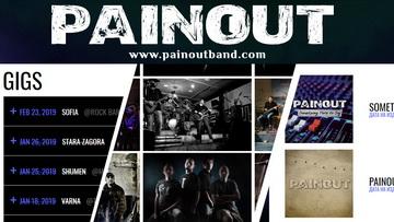 PAINOUT пускат свой уебсайт