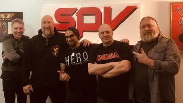 RAGE подписват с SPV/Steamhammer