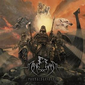 Mänegarm - Fornaldarsagor (ревю от Metal World)