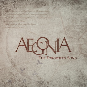 Aegonia - The Forgotten Song