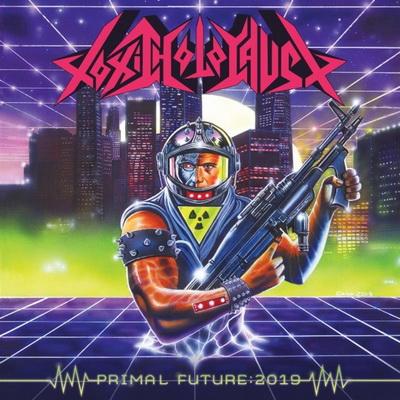 """Подробности за новия албум на TOXIC HOLOCAUST - """"Primal Future: 2019"""""""