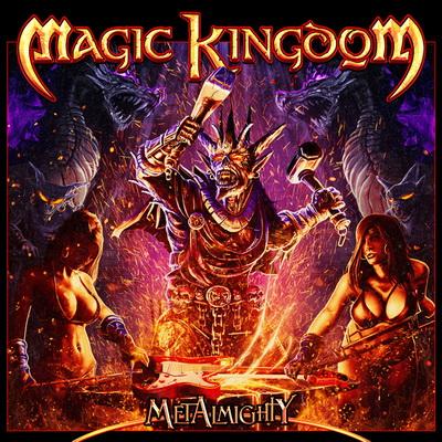 """Чуйте парчето """"Fear My Fury"""" от новия албум на MAGIC KINGDOM"""
