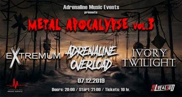 Предстоящи събития в клуб Live & Loud от 2-ри до 8-ми декември