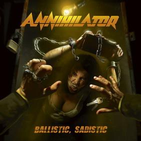 Annihilator - Ballistic Sadistic (ревю от Metal World)