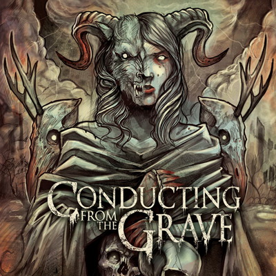 CONDUCTING FROM THE GRAVE с трети албум