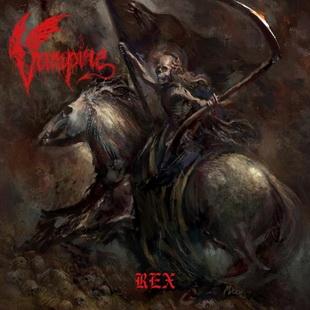 "Гледайте новия клип на VAMPIRE - ""Rex"""
