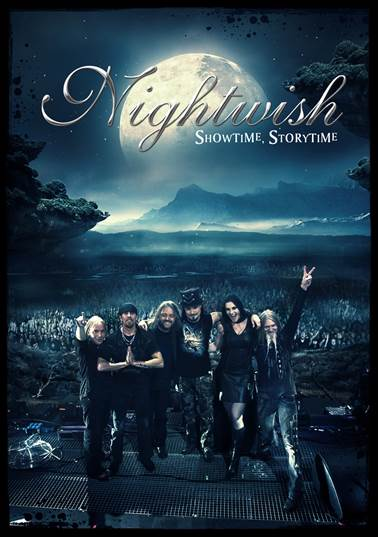 Подробности за DVD-то на NIGHTWISH
