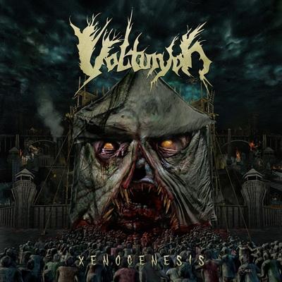 """Подробности за новия албум на VOLTURYON - """"Xenogenesis"""""""