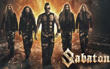 """SABATON с видео към песента """"The Future Of Warfare"""""""