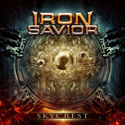 "IRON SAVIOR издават албума ""Skycrest"" през декември"