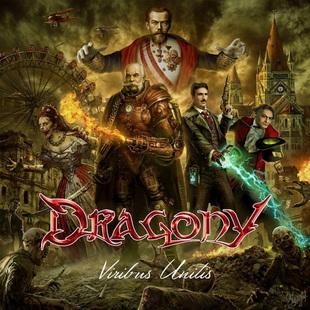 "DRAGONY пускат клип към песента ""Legends Never Die"""