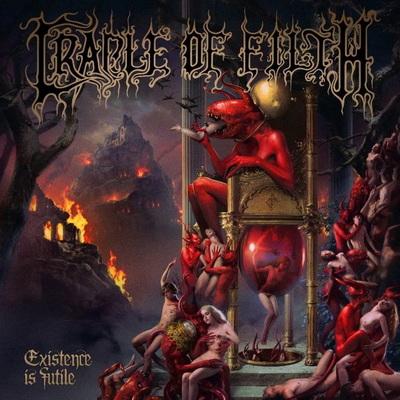 """CRADLE OF FILTH издават албума """"Existence Is Futile"""" през октомври"""
