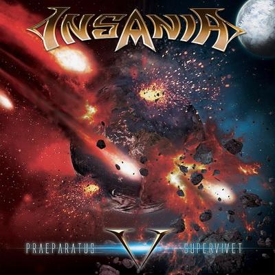 """INSANIA издават албума """"V (Praeparatus Supervivet)"""" през ноември"""