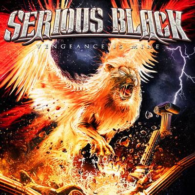"""Подробности за новия албум на SERIOUS BLACK - """"Vengeance Is Mine"""""""