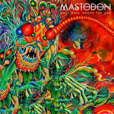 los mejores discos de 2014 Mastodon - Once More 'Round The Sun