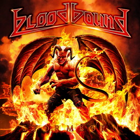 BloodBound - Stormborn (ревю от Metal World)