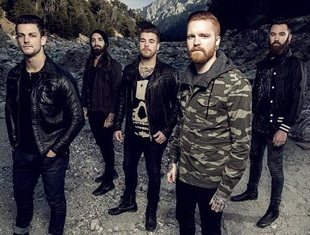 "MEMPHIS MAY FIRE с видео към ""Stay The Course"""