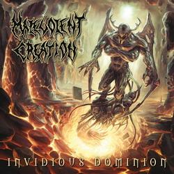 Malevolent Creation - Invidious Dominion